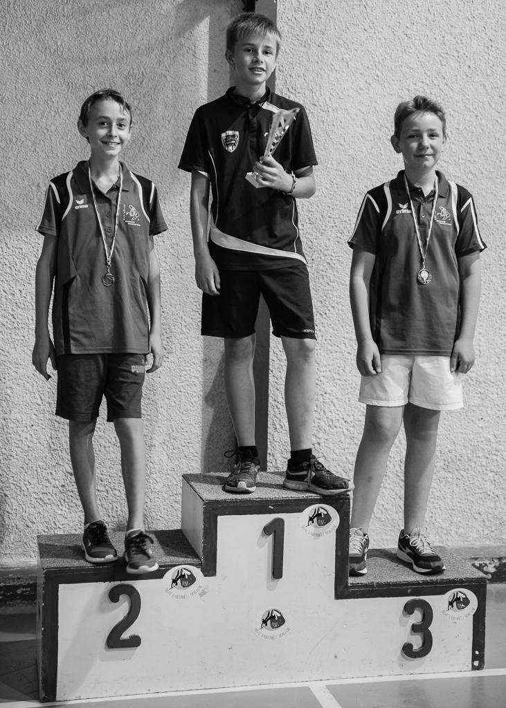 TTP résultats tournoi 2017 gagnant catégorie enfant